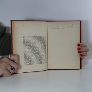 antikvární kniha Hora Venušina, 1928