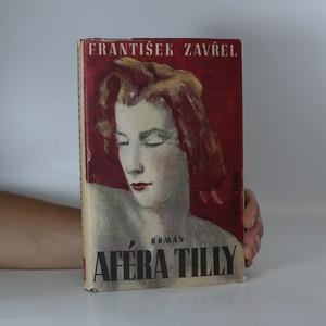 náhled knihy - Aféra Tilly