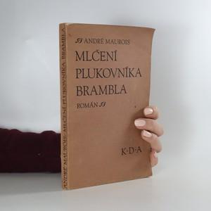 náhled knihy - Mlčení plukovníka Brambla