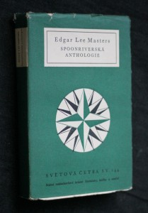 náhled knihy - Spoonriverská anthologie