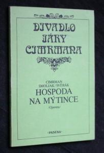 náhled knihy - Hospoda Na mýtince : (opereta)
