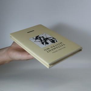 antikvární kniha Testament mistra Wu, 1997