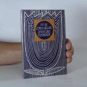 náhled knihy - Divoký sad vzpomínek