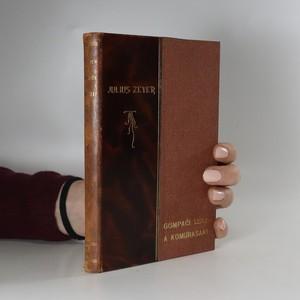 náhled knihy - Gompači a Komurasaki : žaponský román