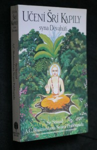 náhled knihy - Učení Šrí Kapily syna Dévahúti : transcendentální učení Prahláda Mahárádže