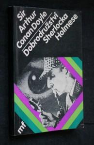 náhled knihy - Dobrodružství Sherlocka Holmese