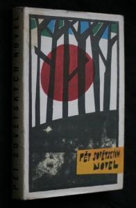 náhled knihy - Pět sovětských novel