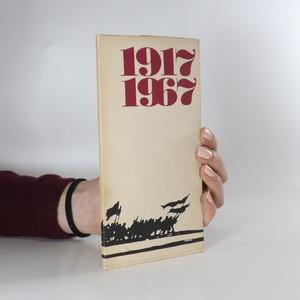 náhled knihy - 1917 1967