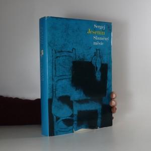 náhled knihy - Slaměný měsíc