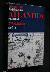 náhled knihy - Atlantida : hledání ztraceného světa