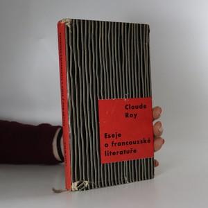 náhled knihy - Eseje o francouzské literatuře