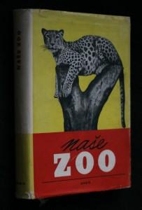 náhled knihy - Naše zoo