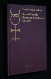 náhled knihy - Chymická svatba Christiana Rosenkreutze roku 1459