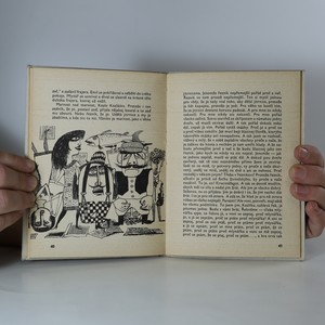 antikvární kniha Pstruzi pod kamenem (věnování a podpis autora), 1968