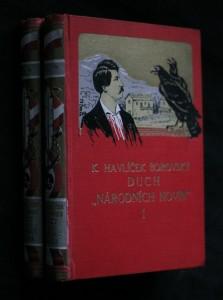 náhled knihy - Duch Národních novin, 1.-2. díl