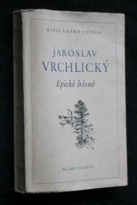náhled knihy - Epické básně