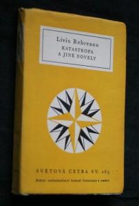 náhled knihy - Katastrofa a jiné novely