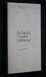 náhled knihy - Negativní platonismus