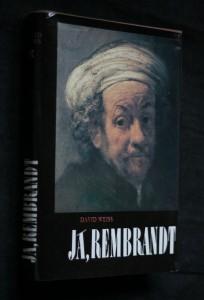 náhled knihy - Já, Rembrandt