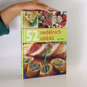 náhled knihy - 52 nedělních obědů