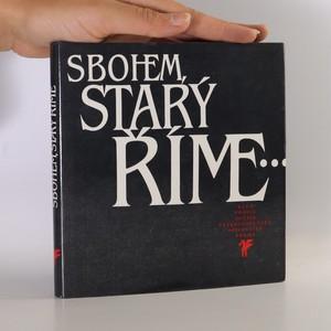 náhled knihy - Sbohem, starý Říme