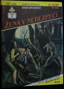 náhled knihy - Hadí opatství