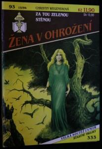 náhled knihy - Za tou zelenou stěnou