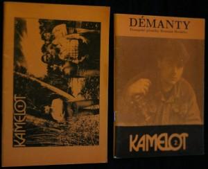 náhled knihy - Kamelot 1. - 2.