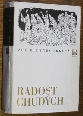 náhled knihy - Radost chudých