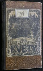 náhled knihy - Květy čtení pro českou mládež sestavil M. S. Dobiáš III. část + Zima čtení pro českou mládež sestavil M. S. Dobiáš II. část