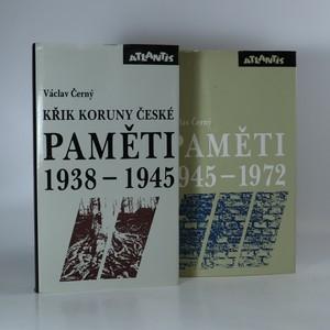 náhled knihy - Paměti. 1938-1945 a 1945-1972 (2 svazky)