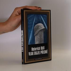 náhled knihy - Vlak dojel přesně