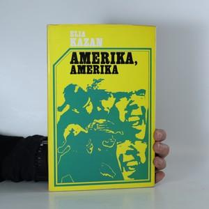 náhled knihy - Amerika, Amerika