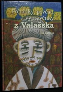 náhled knihy - Pohádky, pověsti a vyprávěnky z Valašska