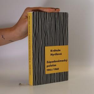 náhled knihy - Západoněmecký poločas 1945/1960