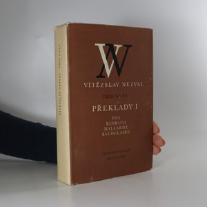 náhled knihy - Překlady. I, Poe, Rimbaud, Mallarmé, Baudelaire