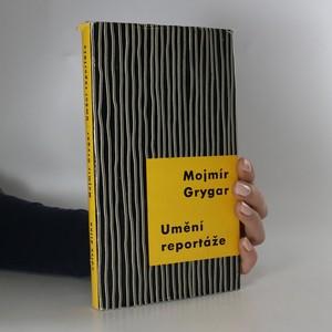 náhled knihy - Umění reportáže