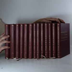 náhled knihy - Hledání ztraceného času. 1. - 8. díl. (13 svazků, kompletní)