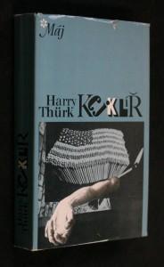 náhled knihy - Kejklíř