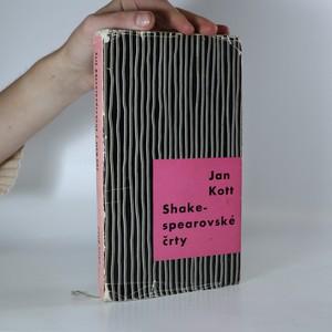 náhled knihy - Shakespearovské črty