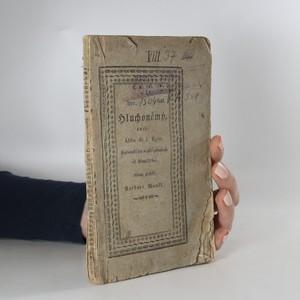 náhled knihy - Hluchoněmý aneb Abbe de l'Epée