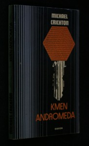 náhled knihy - Kmen Andromeda