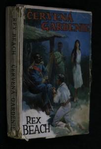 náhled knihy - Červená gardenie