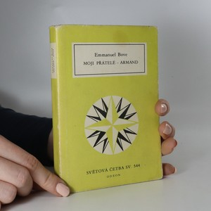 náhled knihy - Moji přátelé - Armand