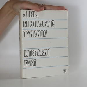 náhled knihy - Literární fakt