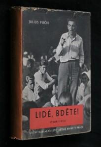 náhled knihy - Lidé, bděte! : výb. z díla