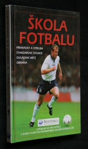 náhled knihy - Škola fotbalu