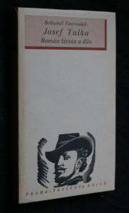náhled knihy - Josef Tulka : román života a dílo [záhadně zmizelého malíře, spolutvůrce umělecké výzdoby Národního divadla]