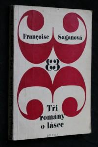 náhled knihy - Tři romány o lásce