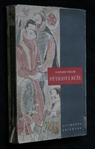 náhled knihy - Pětilistá růže
